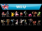 Super Smash Bros. for Wii U & amiibo - Trailer