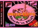ROCK N ROLL PROJECT VOL 02- THE VIDEOS CLIPS- BY DJ TANCK