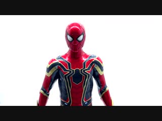 [Justin's Collection Eng] Hot Toys MMS482: Avengers Infinity War - Iron Spider 1/6