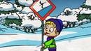 Развивающий мультфильм Профессор Почемушкин Зачем нужен помпон на шапке