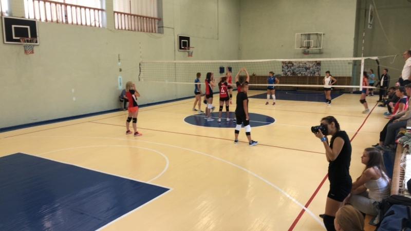Турнир среди женских команд волейбол Среднеуральск