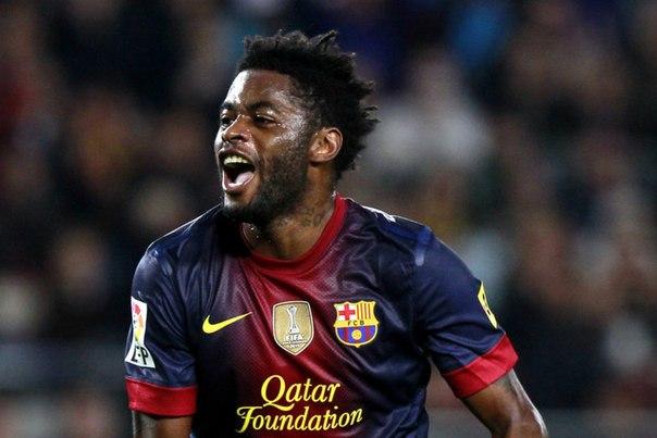 """""""Барселона"""" отпускает Сонга."""