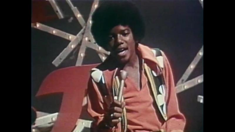 Michael Jackson Ben American Bandstand 1972 год