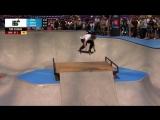 Tom Schaar wins Men's Skateboard Park bronze _ X Games Minneapolis 2018