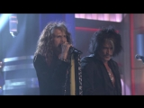 Aerosmith_ Big Ten Inch Record 16 августа на телешоу Джимми Фэллона, Нью-Йорк, США.
