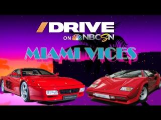 Drive на NBC - Полиция Майами [BMIRussian]
