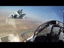 Групповой удар истребителей МиГ-29СМТ