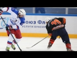 НХЛ. Финал VII Всероссийского Фестиваля по хоккею. Олимпия —  Скоростная Машина 7 мая 17.30