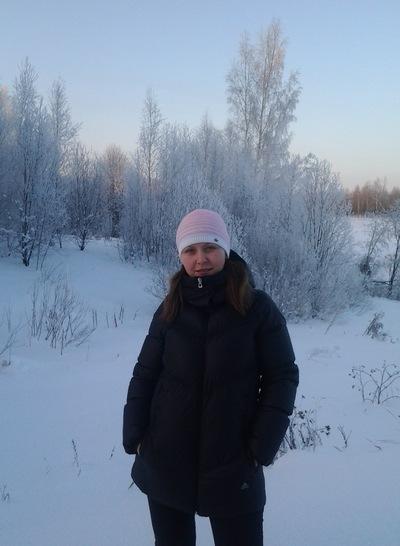 Ольга Никонова, 29 марта 1983, Новокузнецк, id65398324