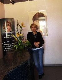 Марина Кулакова, 6 февраля 1973, Москва, id174367542