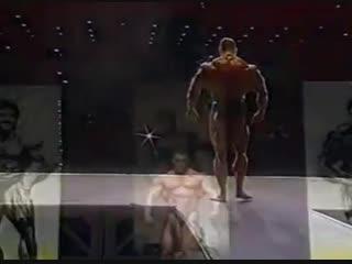 Mr. Olympia 1996. Dorian Yates