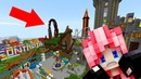 ТАКОГО ПАРКА РАЗВЛЕЧЕНИЙ ВЫ НЕ ВИДЕЛИ НИКОГДА В МАЙНКРАФТ! видео для детей мультик майнкрафт