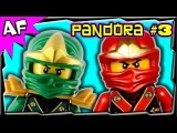 Lego Ninjago Episode 3: TEMPLE OF DOOM - Secrets of PANDORA Series