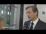Colin Firth + Jacki Weaver Talk Fate at the Magic in the Moonlight Premiere