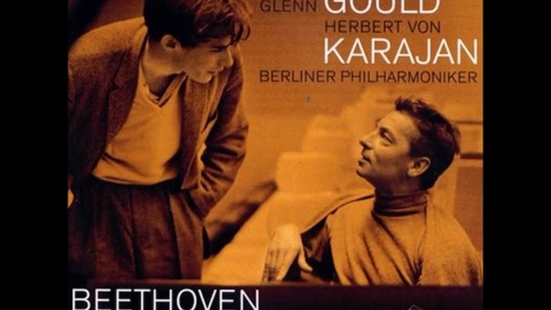 Glenn Gould, Herbert Von Karajan - Beethoven : Concerto For Piano And Orchestra No. 3