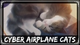Original Mix SharaX - Cyber Airplane Cats