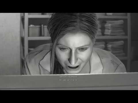 Прохождение Resident Evil 2 Biohazard Remake Noir 22 Клэр Редфилд