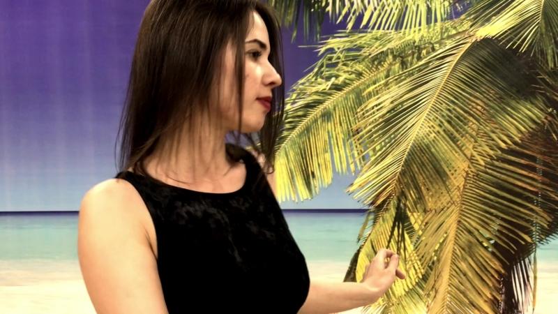 Красавица Настя ❤ мама в декрете красиво танцует