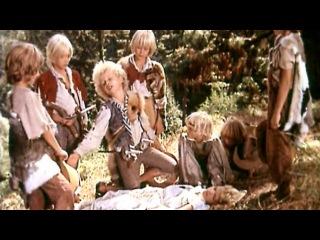 Серия 1. Питер Пэн (1987) — детский на Tvzavr