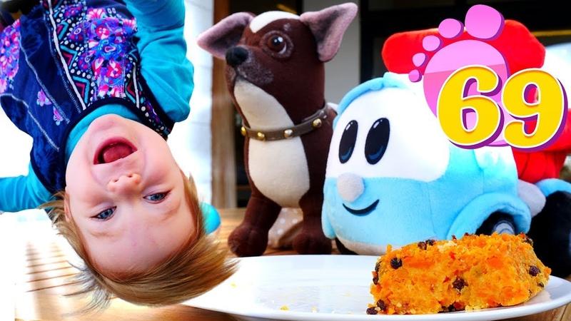 Привет, Бьянка - Морковная Запеканка для детей. Рецепты Бьянки.