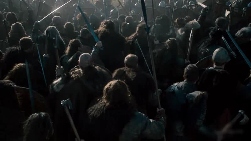 битва на холме - последнее королество 3 сезон 1 серия