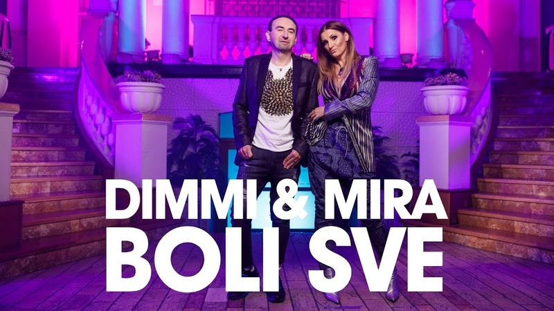 Alexander Dimmi i Mira Skoric - Boli sve (OFFICIAL VIDEO2019)4K