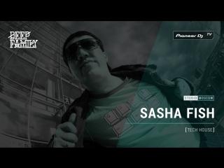 SASHA FISH [ tech house ] @ Pioneer DJ TV | Moscow