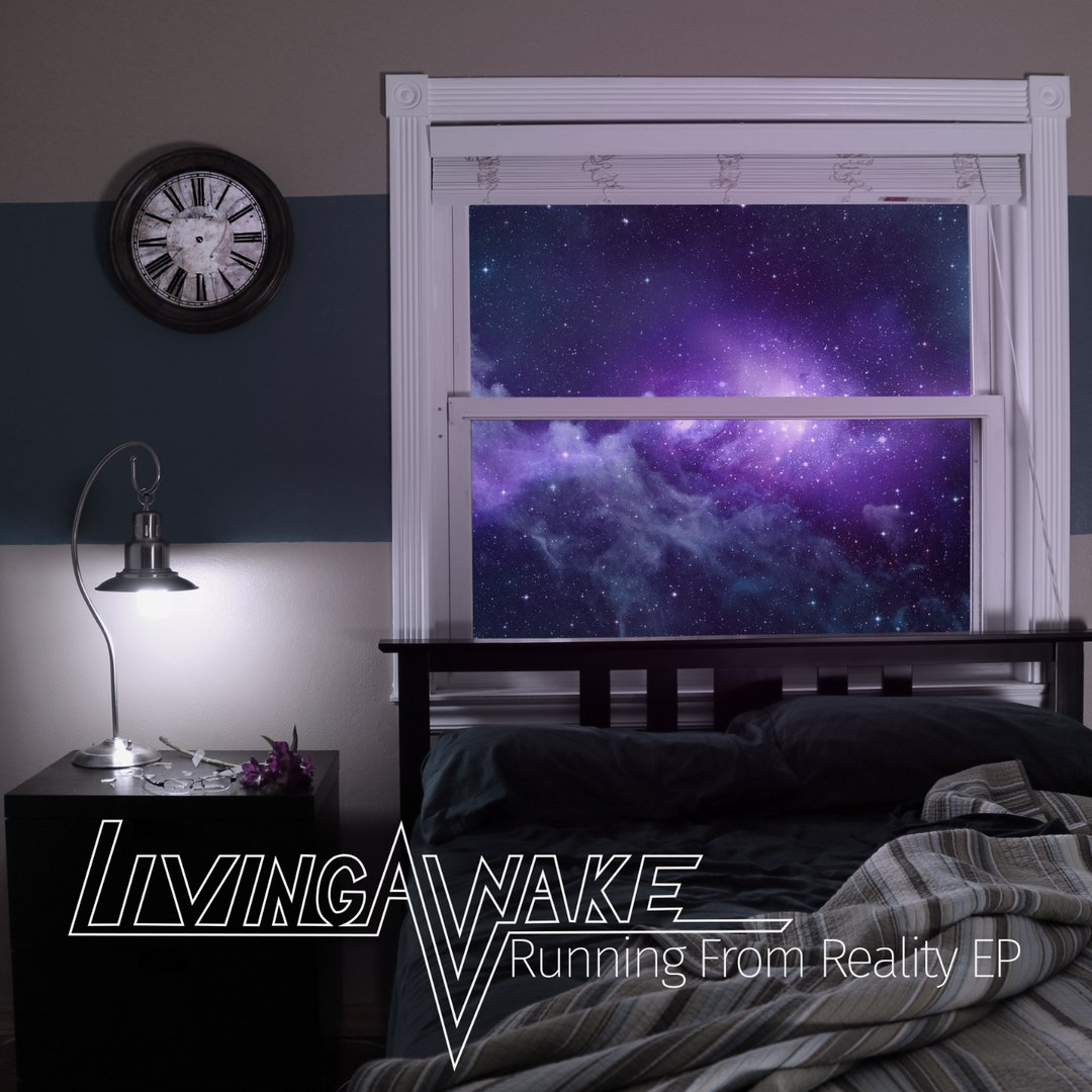 Living Awake - Running From Reality [EP] (2016)