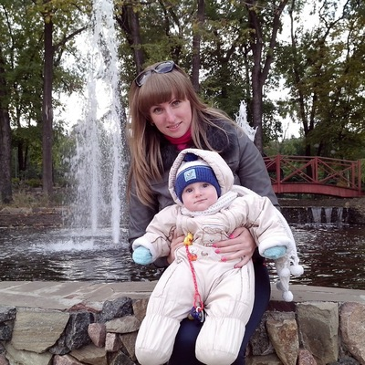 Алена Хархордина, 20 марта 1989, Макеевка, id44887915