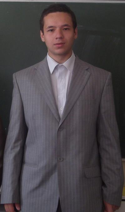 Виталий Савочкин, 16 июня 1995, Калуга, id140031222
