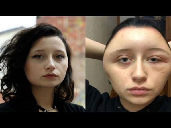 Вернувшись из параллельного мира,девушка посмотрела в зеркало,и обомлела.Загадки параллельного мира