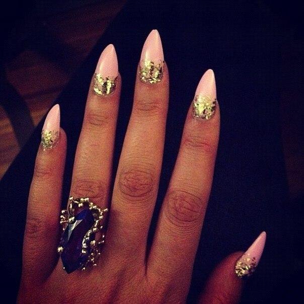 Дизайн ногтей квадрат