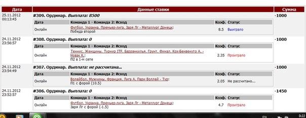 Ставки на спорт в беларуси олимп