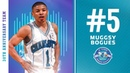 5 - Muggsy Bogues | Hornets 30th Anniversary Team