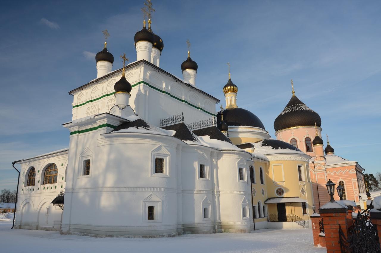 -hYjT107rtk Давидова пустынь монастырь в Подмосковье.