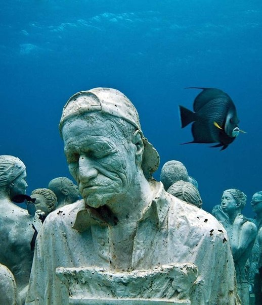 Подводный музей МУЗА, Канкун