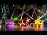 Танцы: Снежана Крюкова и Леша Королев (выпуск 11)
