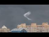 КОНЕЦ СВЕТА отменяется АНГЕЛ СВЕТА спустился с небес на плоскую Землю НЕ реальные кадры НЛО 2018