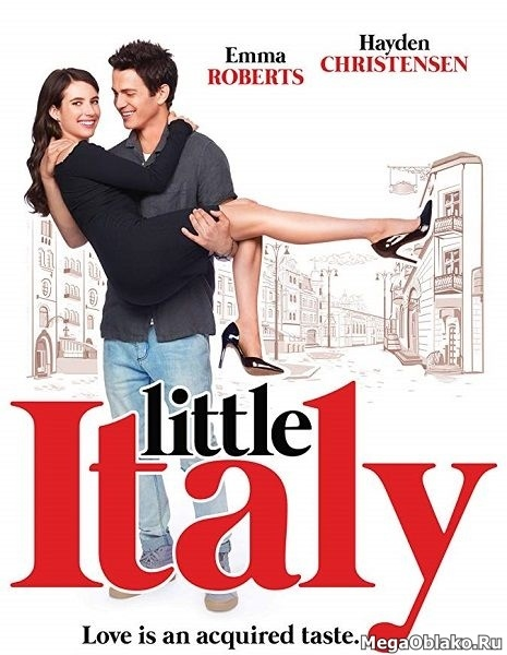 Маленькая Италия / Little Italy (2018/WEB-DL/WEB-DLRip)
