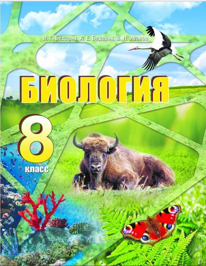 8 класс Биология