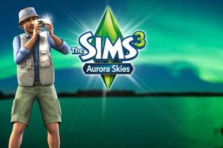Скачать Аврора Скайс для Симс 3