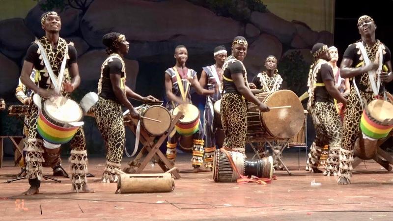 Fara Percussion - Talayinbe - Lanyi 2