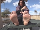 49 year old woman feet