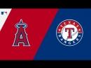 AL / 18.08.18 / LA Angels @ TEX Rangers (3/4)