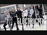 Silk City, Dua Lipa feat. Diplo, Mark Ronson - Electricity choreography Vladimir Osipenko