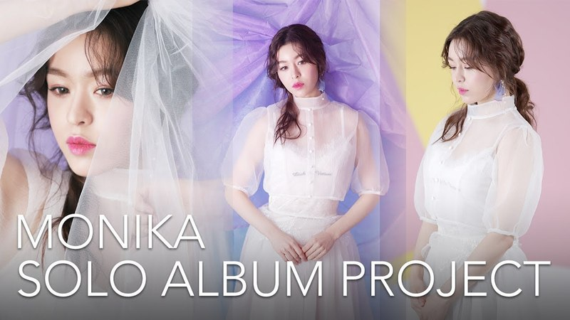MONIKA SOLO ALBUM PROJET ::Makestar