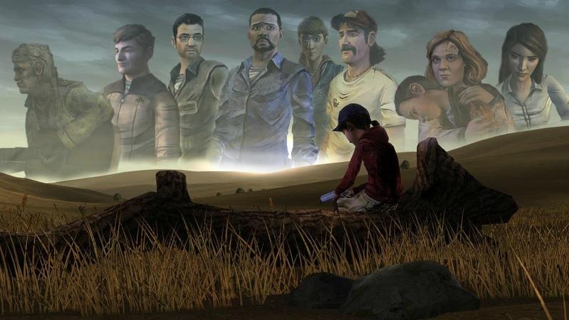 Little Girl - Telltale's The Walking Dead Season 1 TWD TFG Trailer 1