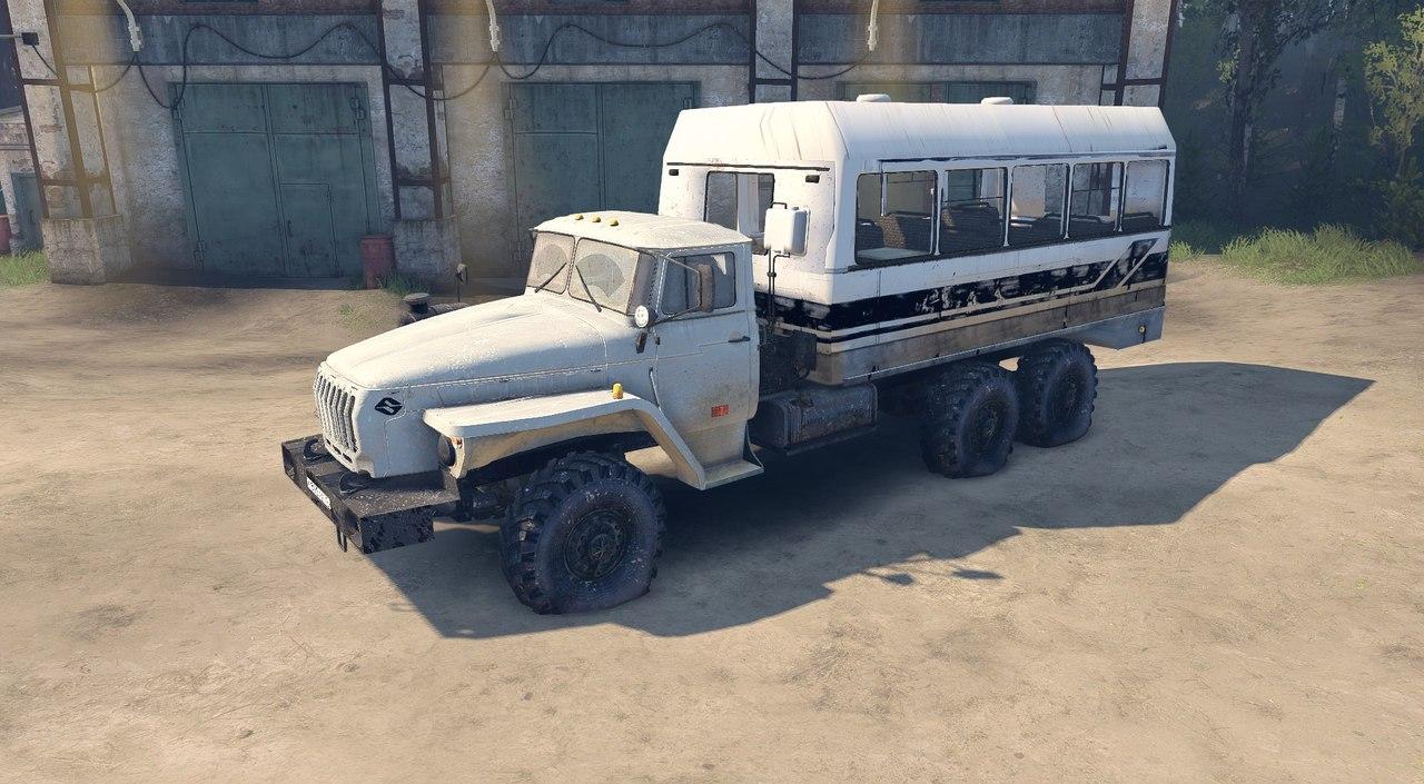 Урал 4320-30 Ozg-td7_glg