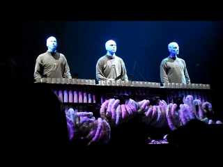 Blue Man Group - Pipe Medley (with Crazy Train & Lady Gaga)