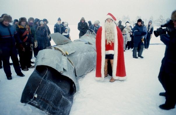 3 января 1985 года советская крылатая ракета П-5 (по НАТОвской терминологии - Помело